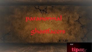 paranormal ghostfacers (trailler) le bunker