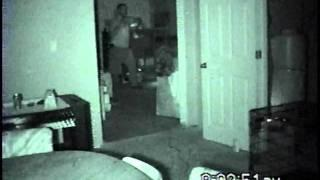 Orb goes into living room
