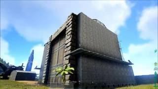 ARK Xbox One [FR] La base de TUROK (TEASER #16 je visite les construction des abonnés)