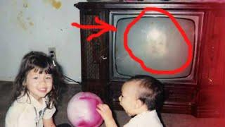 Paranormal activity caught on camera | Scary video of best ghost photos caught on tape