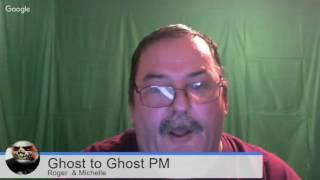Ghost to Ghost PM Featuring Peter James Haviland