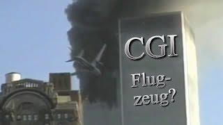Hoax? - Flugzeug CGI