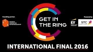 International Final Get in the Ring 2016