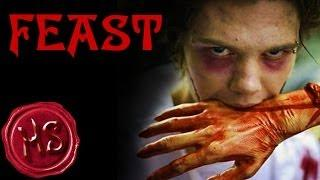 Feast (CreepyPasta with a TWIST!) - HauntingSeason - Zombie P4