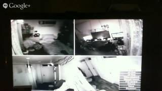 Real Haunted BedRoom Live View, tonight Real live video. 31st Jan 2015 11pm till 5am