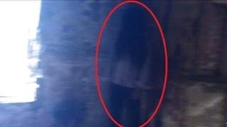 GHOST ACTIVITY CAPTURED ON TAPE! Real ghost spirit on camera