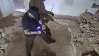 Ο Εβραίος άρχισε το σκάψιμο