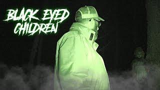 Black Eyed Children of Cannock Chase Ghost Hunting Return to Birches Valley | Haunted Finders