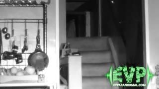 Residence C - Strange Vibration Detector Hit