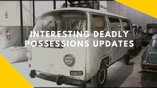 Interesting Deadly Possessions Updates