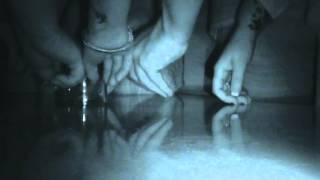 Ghost Hunting Experiment at Sherwood Forest