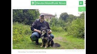 Die Geisterjäger - Tom Pedall im Kurz-Interview bei DLF Nova am 19.07.2018