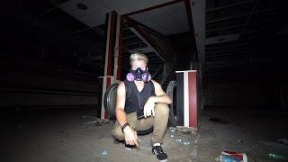 ABANDONED SPORTS ARENA Attacked by bats!