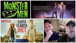 Monster Men Ep. 117: Santa Clarita Diet & Crazyhead