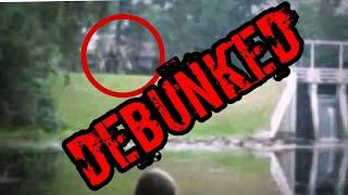 Real WEREWOLF Stalks Child Caught On Camera | Wolfman Sighting Caught On Tape 2016 DEBUNKED