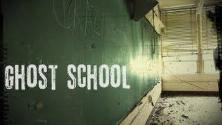Haunted & Abandoned School Footage