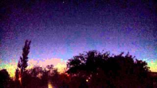 PCCI Skywatching UFO hunting tips