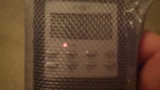 SB7 spirit box, Sound gap study/Faraday cage builds GB TEST 32