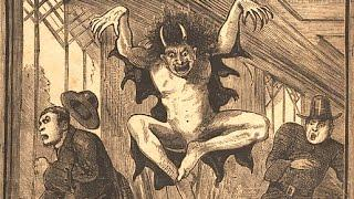 Spring Heeled Jack | The Terror Of London