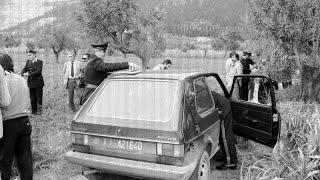 Mostro di Firenze Omicidio 1981 Bartoline Calenzano