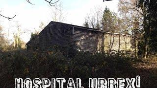 Urban Exploration Natural Hospital Retreat. Halstead, Essex. Part 2.