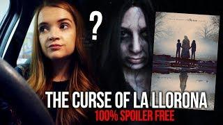 The Curse of La Llorona / Weeping Woman (2019) Horror Movie Review | Come with me | Spoiler Free