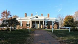 Thomas Jefferson's Home - EVPs