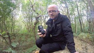 Mark Smith PSYCHIC Detective #1 | Solo PARANORMAL Investigating | Wombwell Woods GHOSTS