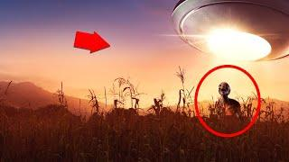 UFO Sightings Alien Abduction! Real UFO Alien Videos 2017