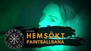 HEMSÖKT PAINTBALLBANA (vlogg) - LaxTon Ghost Sweden