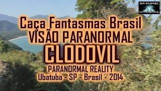 Casa do Clodovil Caça Fantasmas Brasil Ubatuba SP