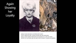 IAN BRADY BLACK LIGHT DR ALAN KEIGHTLEY MOORS MURDERS