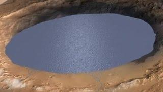 Liquid water exists on Mars, boosting hopes for life there