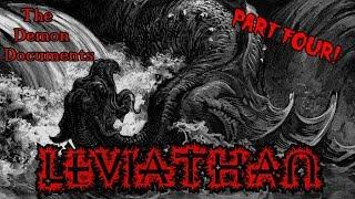 THE DEMON DOCUMENTS: LEVIATHAN - HELL'S PRINCE OF ENVY | DEMON OF THE SEA'S | DEMONOLOGY DOCUMENTARY