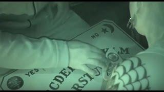 Real Ghost Caught on Video Tape During Ouija Board