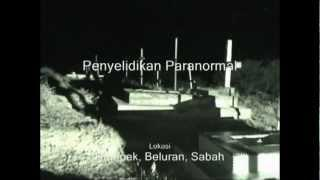 Malaysian Ghost Research - Rampek paranormal investigation the research findings.