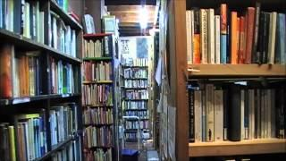 Haunted Auckland Investigation - Hard To Find Bookshop, Onehunga. 2012