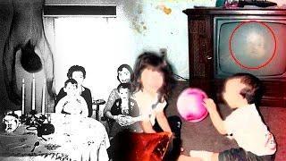 9 Aterradoras Fotografias REALES Sin Explicación