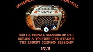 SCD-1 & Portal Spirit Box Session, The Robert Johnson Sessions #3 Pt.1