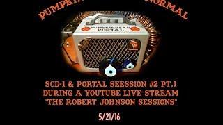 SCD-1 & Portal Spirit Box Session, The Robert Johnson Sessions #3 Pt.1