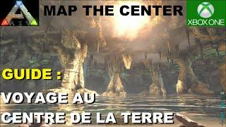 ARK Xbox One [FR] TUTO pour rejoindre la Map souterraine - The Center