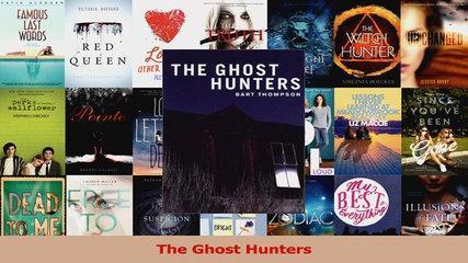 PDF Download  The Ghost Hunters PDF Full Ebook