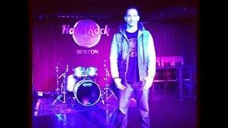 "Nick Groff Presents ""Drinks on Me"" Tour @ Hard Rock Boston February 6, 2014"