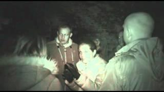 Getting scared at Fort Horsted