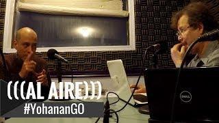TIJUANA: Punto de Contacto Extraterrestre; Entrevista en radio con JAIME CHAIDEZ.