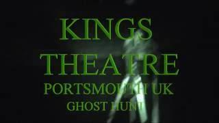 KINGS THEATRE ghost hunt filmed on 10/9/16 dark nights +SOS paranormal