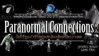 """Paranormal Connections - With Your Host Christina George & Special Guest """"Lord Rick"""""""