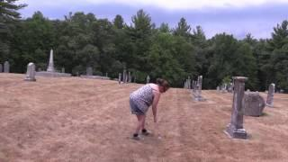 Pinehill Cemetery Blood Cemetery Hollis NH July23,2016 Part three