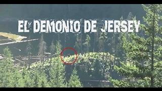 El Demonio de Jersey: Aparición Real