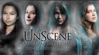 UnScene Paranormal - Ep 10 - Private Home - Ghost Girl - Caught Light Anomaly